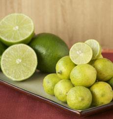 Key Lime Vs Persian Lime