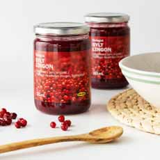 Lingonberry Preserves