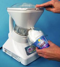 Little Snowie 2 Shaved Ice Machine