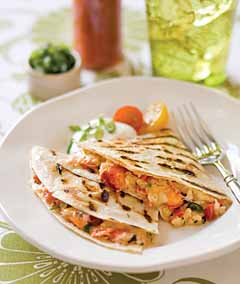 Lobster Quesadillas
