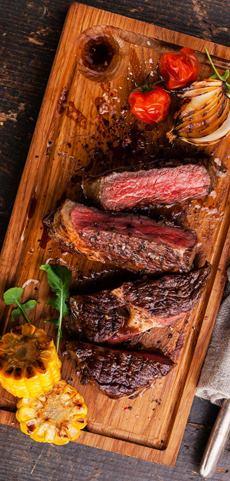 Butcher Block Steak