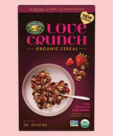 Love Crunch Cereal