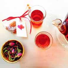 Valentine Tea - Tay Tea