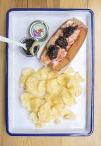 Luke's Caviar Roll