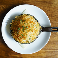 Macaroni & Cheese Breadcrumbs