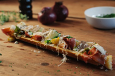 Jarlsberg Sandwich