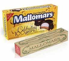 Mallomars Box