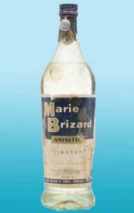 Marie Brizard Vintage Anisette Bottle