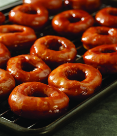 Mashed Potato Donuts