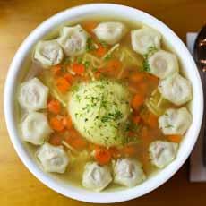 Matzoh Ball Soup - P J Bernstein