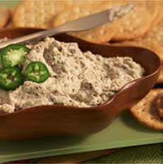 Blackeyed Pea Dip Recipe