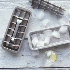 Metal Ice Cube Tray