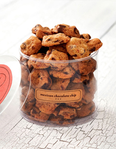 Harissa Spiced Nuts and Cookies