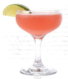 Tequila Cosmopolitan Cocktail