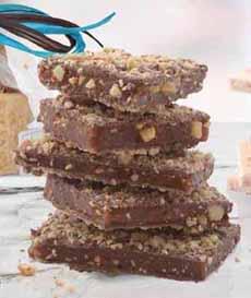 Fowler's Toffee Milk Chocolate Almond