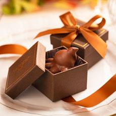 Burdick Chocolate Turkey