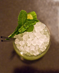Mint Cocktail Garnish