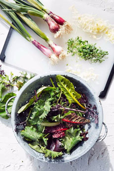 How To Saute Greens