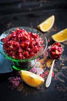 Cranberry-Orange Relish