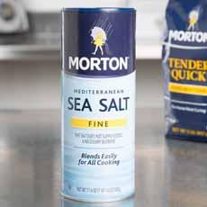 Morton Sea Salt