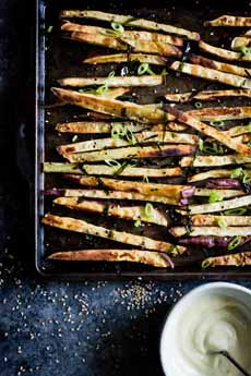 Murasaki Oven Fries