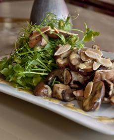 Marinated Mushroom Salad