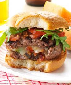 mushroom-stuffed-cheeseburger-tasteofhome-230