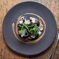 Fancy Vegetable Plate