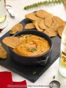 Nacho Hummus