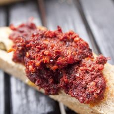 Nduja Spread On Bread