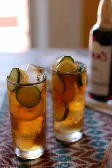 New Orleans Pimm's Cup