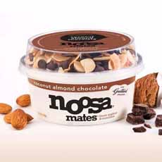 Noosa Mates Coconut Almond Chocolate