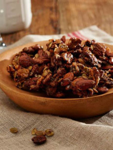 Homemade Nut Clusters