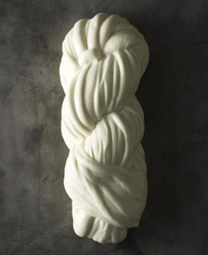 Braided Oaxaca Cheese