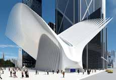 The Oculus NYC Outside
