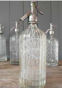 Antique Soda Siphon