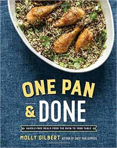 One Pan & Done Cookbook