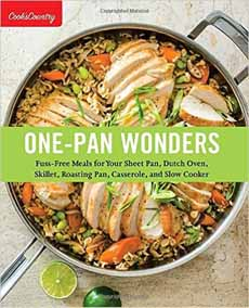 One Pan Wonders Cookbook