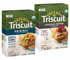 Organic Triscuits