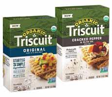 Organic Triscuits