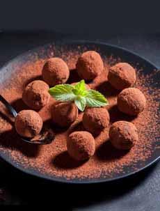 Original Chocolate Truffles