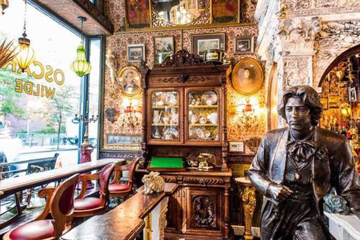 Oscar Wilde Restaurant NYC