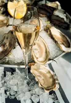 Oysters & Wine Pairings