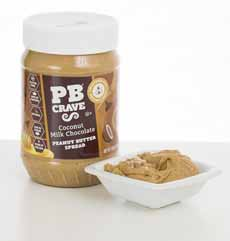 PB Crave Milk Chocolate Coconut Peanut Butter