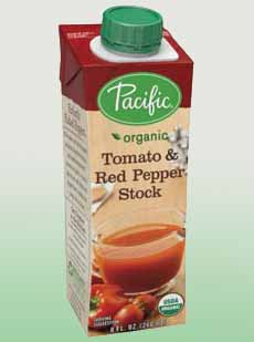 Pacific Foods Tomato Red Pepper Stock