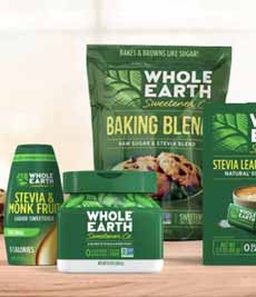 Whole Earth Stevia & Monkfruit