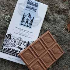 Milkboy Milk Chocolate Bar