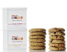 Finally Ginger Gift Tin