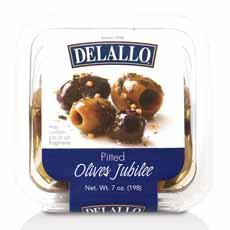 Packaged Olives
