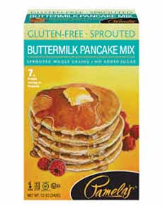 Pamela's Buttermilk Pancakes